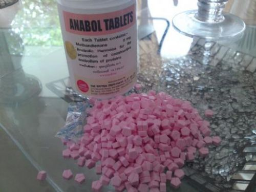 Anabol 100 Tablets