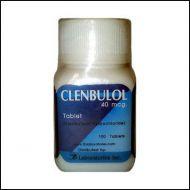 Clenbulol 20 tabs 0.04mgs