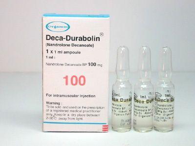 Deca-Durabolin 100mgs 3 Amps (Nandrolona Decanoate)
