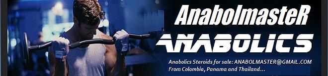 AnabolmasteR. La mejor tienda de anabólicos y esteroides.